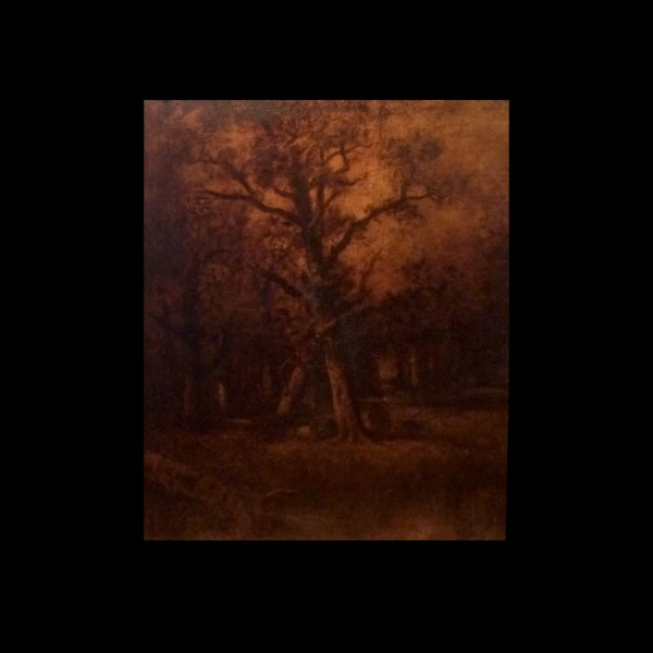 Jules Dupre Oil Painting Forest