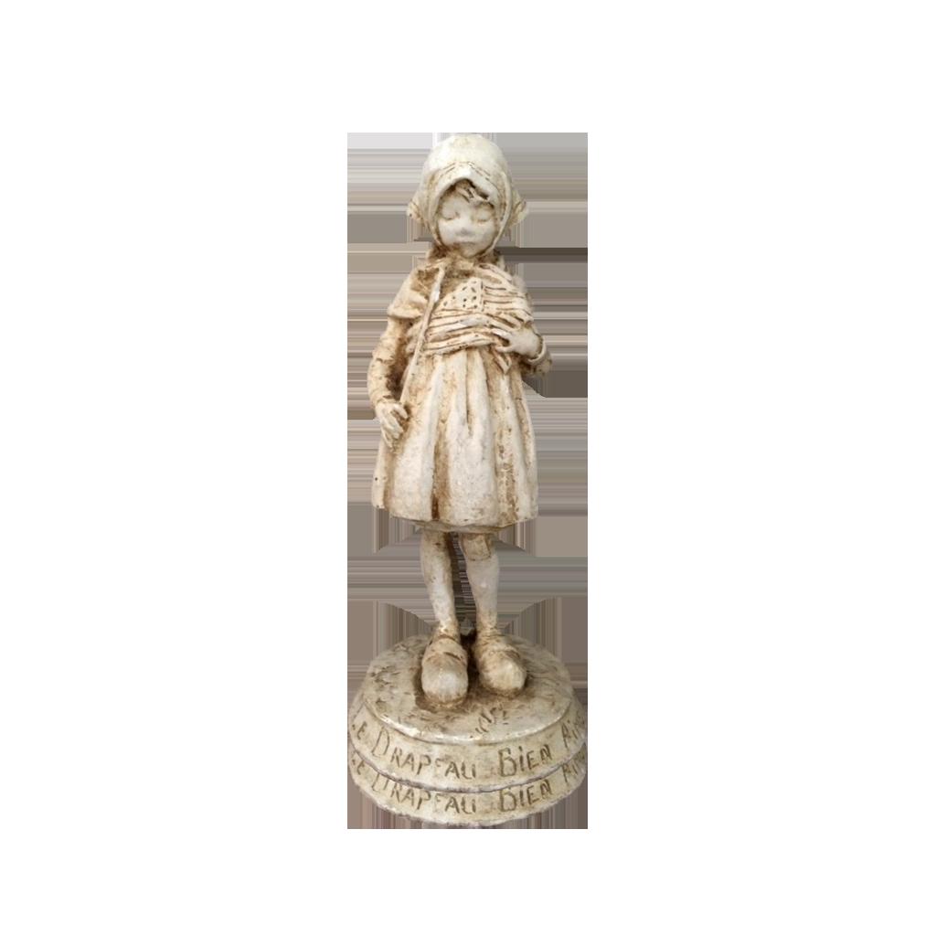 """Brenda Putnam """"Le Drapeau Bien Aime, 1918"""""""