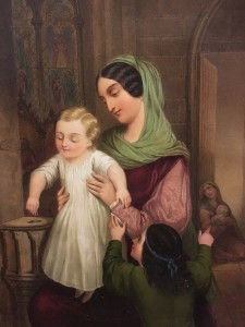 ""\Heloise Suzanne Leloir (1820-1873) French Illustrator """"Mother and Child ,Adolf Sheer,1849""""""225|300|?|en|2|82f0a8fd8bb9bbb2a4962ddb4cd97904|False|UNLIKELY|0.31256169080734253