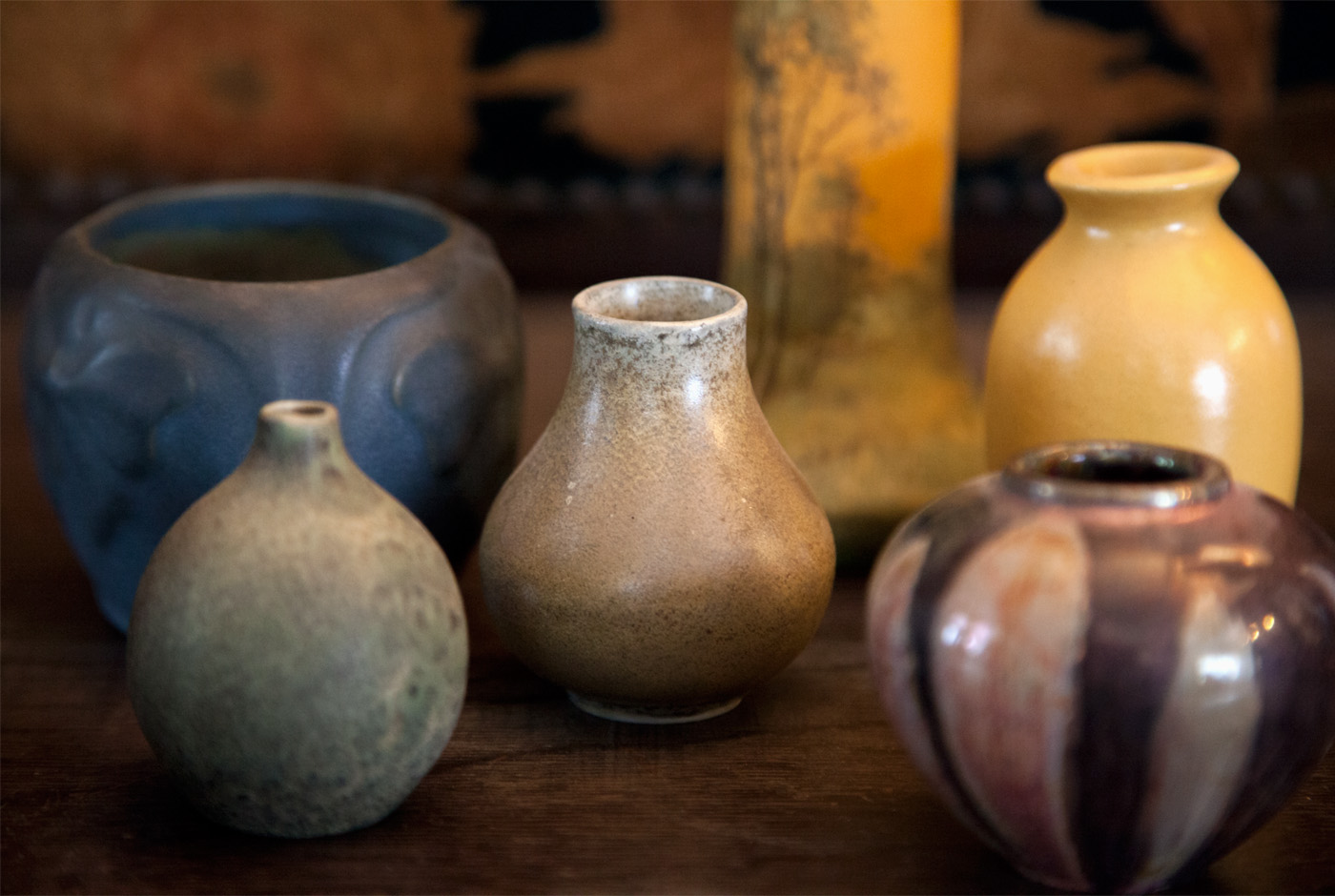 How To Build Antique Collections: Categories