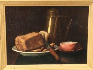 "American School ""Table-top Still life"" circa 1880"