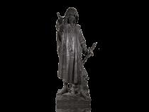 "Bronze Figure of ""Cola Di Rienzi"" circa 1870"