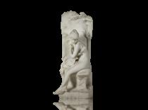 "Emile Louis Picault [1833-1915] French Allegorical Mythological Sculptor ""La Cicale "" circa 1880"