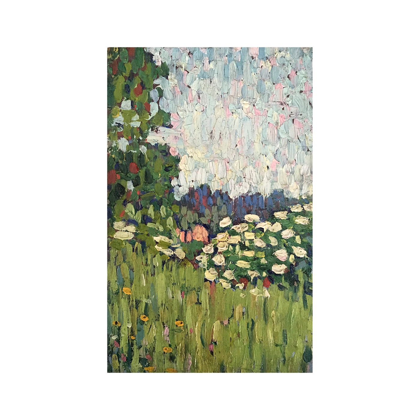French school flowers in the field ca 1920 david smernoff french school flowers in the field ca 1920 izmirmasajfo