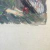 Wilson Nesbitt Benson [1861-1930] New York artist : Old lady and parrot, ca.1900.