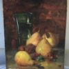 American still-life painting : Still life with pears, ca.1888.