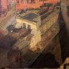 William Millett [1922-2007] Fenway studies : From my studio, ca.1940s.