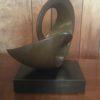 David Allan Chamberland [1949- ] Modernist sculpture : Orbit, 1973, edition 3/15.