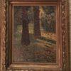 Miriam Rocher [1886-1971] French impressionist : Forest light, ca.1910.