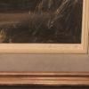 Pietro Annigoni [1910-1988] Italian realist : View beside the waterway, ca.1941.