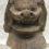 Khmer Lion Head circa 1000ad-1200ad