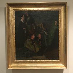 """Ignacio Zuloaga y Zabaleta [ 1870-1945] Spanish """"La brujas de San Millan """" circa 1905"""