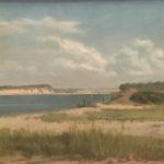William Huston [1832-1920] : Shelter Island, New York, 1897.
