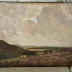 "Hugh C Ford [ early 20th century] English "" Outside Amersham, Buckinghamshire "" circa 1920"