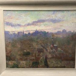 Joseph Wolinski [1872-1955] Polish / Austrian artist : Sydney, Australia, 1912.