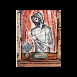 Alvin Conrad Sella [1919-2013] American : San Miguel, 1930.