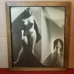 [unattributed] : Nude, ca.1930-1940s.