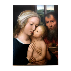 [unattributed] : The Holy Family after Gerard David (ca.1460-1523), ca.1887.