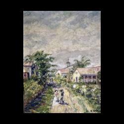 Rose Marie Pent (1869-1954) : Puerto Rico, ca.1921.