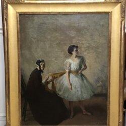 Louis Kronberg [1872-1965] : Grandmother, 1915.
