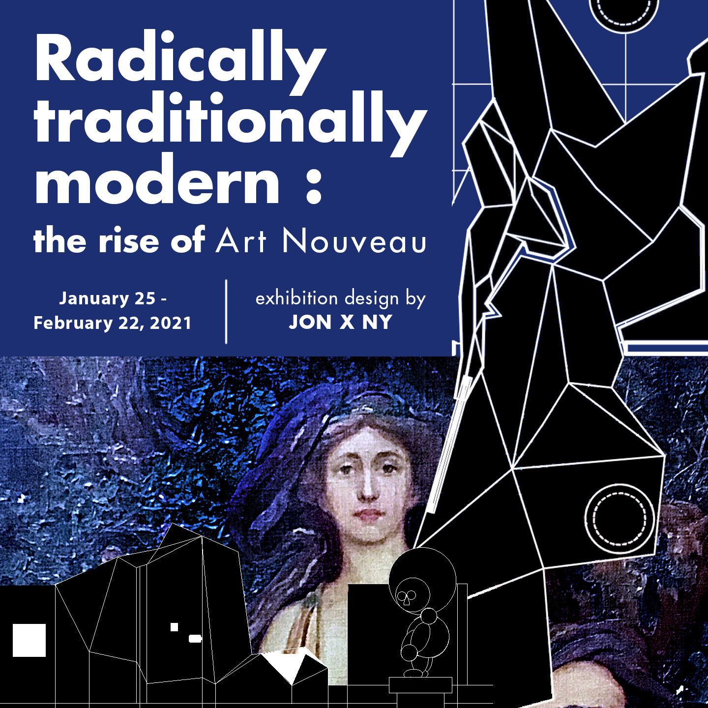 Radically traditionally modern : the rise of Art Nouveau